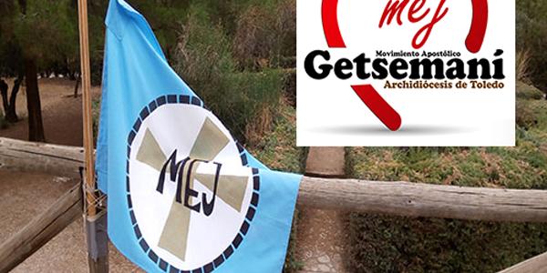 Bandera del MEJ getsemaní